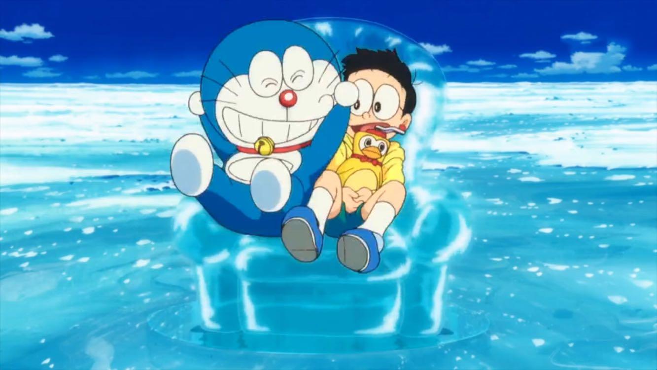 蓝胖子又出门旅游了?多啦A梦剧院版在日本取得不俗成绩-ANICOGA