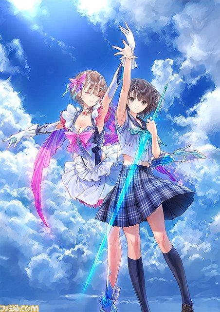 三月底新作游戏《BLUE REFLECTION 梦幻起舞的少女之剑》角色PV公布!-ANICOGA