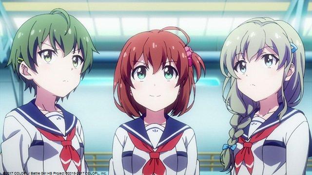 学园动作RPG手游《战斗女子学园》正式宣布动画化,第一弹宣番PV公开!-ANICOGA