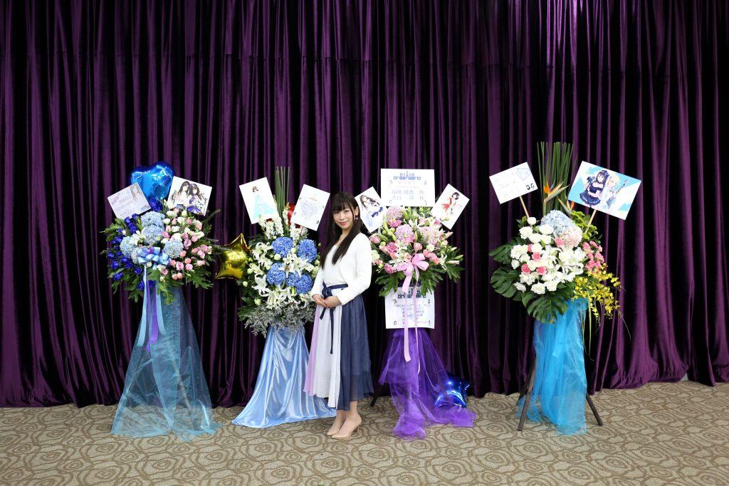 专访知名声优福原绫香:凛酱教会了我对周围人们的感谢-ANICOGA