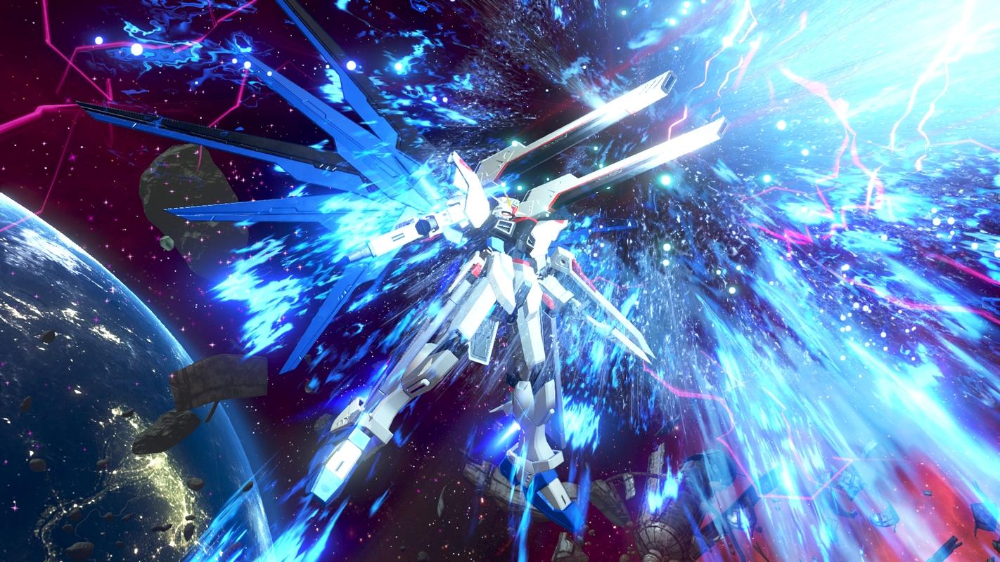 PS4版《GUNDAM VERSUS》发售日确定!并公开最新预告-ANICOGA