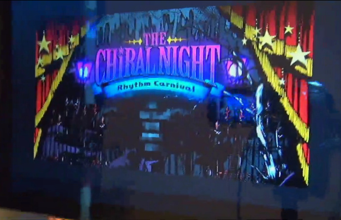 N+社新作音乐游戏《THE CHiRAL NIGHT rhythm carnival》新情报公布-ANICOGA