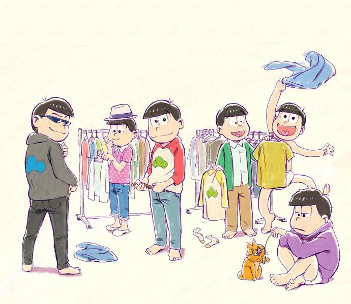 TV动画《阿松》第二季放送决定!