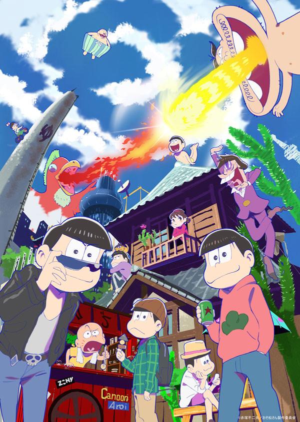 TV动画《阿松》第二季放送决定!-ANICOGA