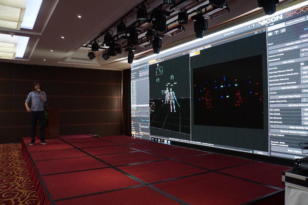 动作捕捉专家Vicon携新品Shogun中国首秀-ANICOGA