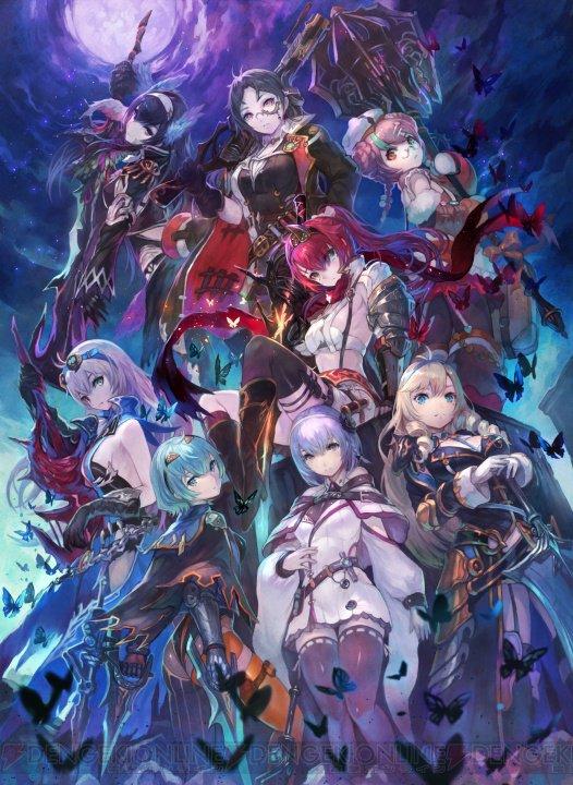 RPG游戏《无夜之国2:新月的花嫁》CM发布,确定8月31日发售