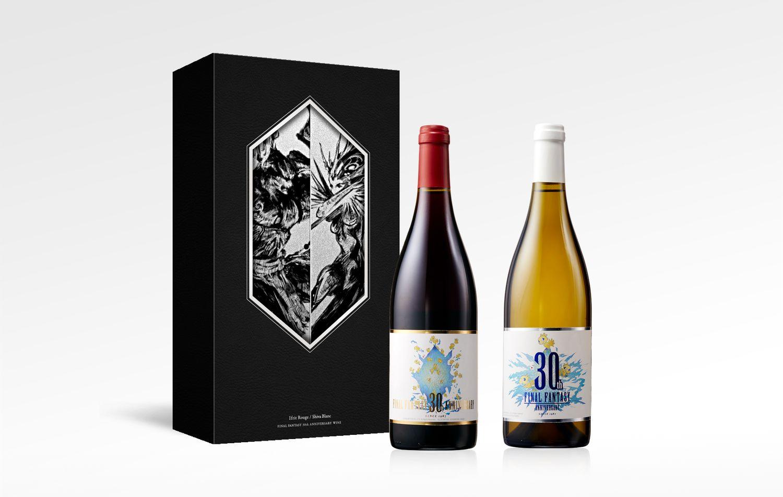 又是FF!SE推出30周年版本葡萄酒套装,两瓶一起600不到!-ANICOGA
