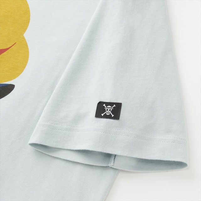 海贼王x优衣库推出二十周年纪念T恤,6月26发售!-ANICOGA
