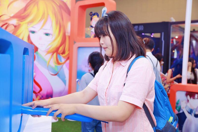 国漫巡礼·2017暑期Bworld腾讯动漫参展全记录-ANICOGA