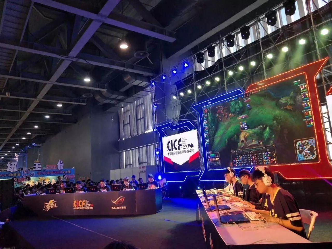 2018CIEF广州国际电竞节春季展正式启动-ANICOGA