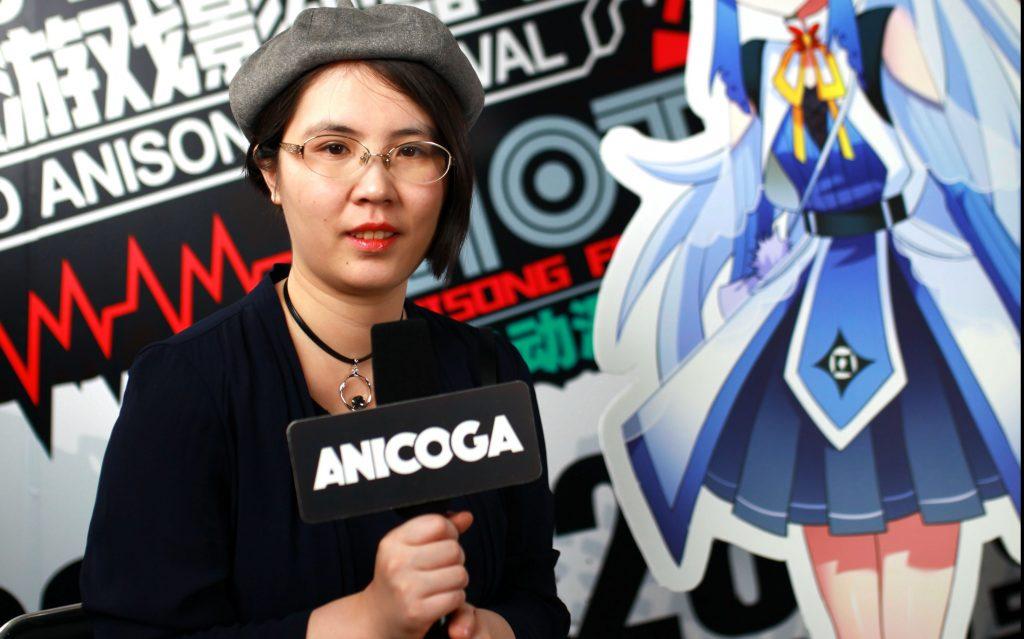 专访知名漫画家凌宇沫-ANICOGA