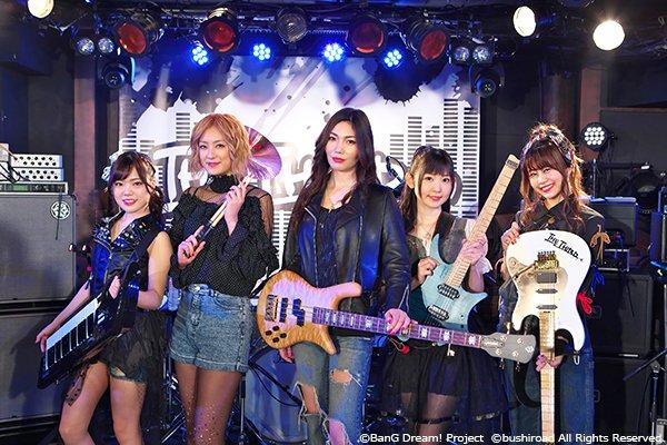 BanG Dream!新组合THE THIRD(仮)吉他手小原莉子决定!-ANICOGA