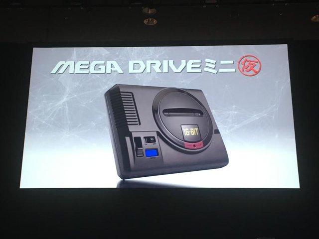 SEGA发布《新樱花大战》《MegaDrive Mini》《莎木1&2》-ANICOGA