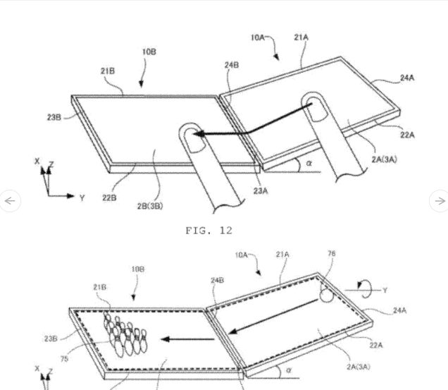 任天堂新设备出现?自由组合式多显示器专利公开-ANICOGA