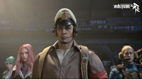 《末世觉醒之入侵》宣布定档5月首部末世科幻国漫烧脑上线-ANICOGA
