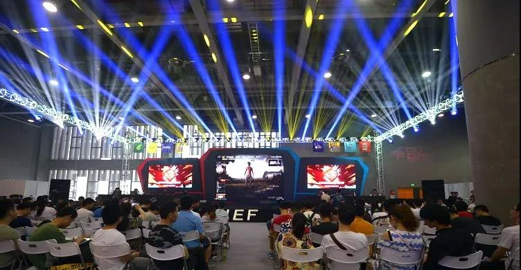 第一届CIEF中国国际电竞节圆满落幕,8强企业排名公布!-ANICOGA