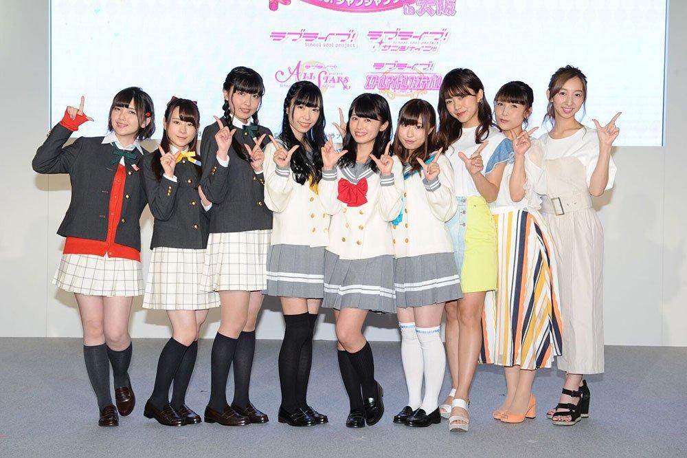 《Love Live!学园偶像祭》日服五周年纪念!舞台发表情报大汇总~-ANICOGA