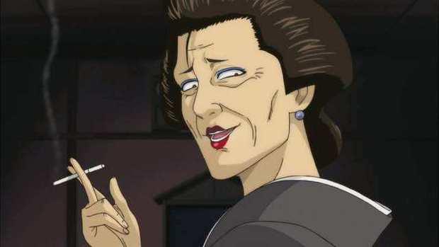 迫真还原……《银魂2》真人版公布登势婆婆定妆照-ANICOGA