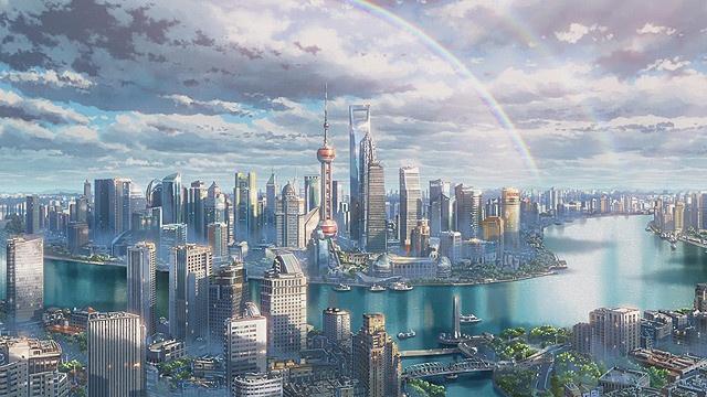 中日合作动画《肆式青春》释出日语正式版预告,将于8月4日中日两国同步上映-ANICOGA