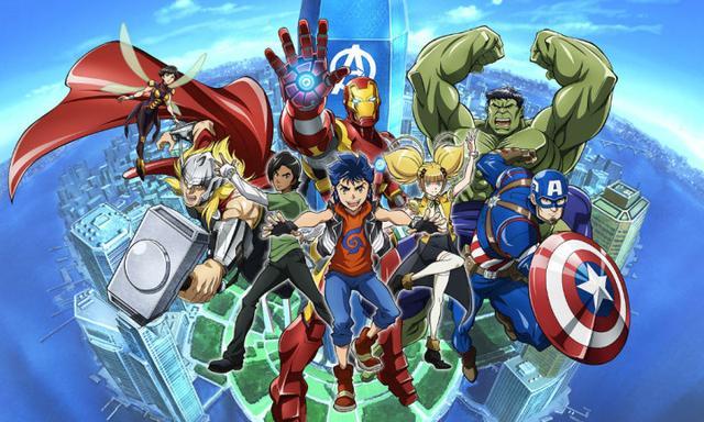 时隔一年,《漫画英雄 未来复仇者联盟》第二季将在7月30日播出!-ANICOGA