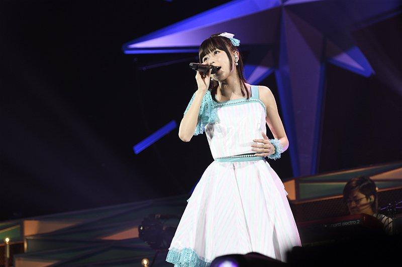 水濑祈六单以及live『BLUE COMPASS TOUR』蓝光发售决定-ANICOGA