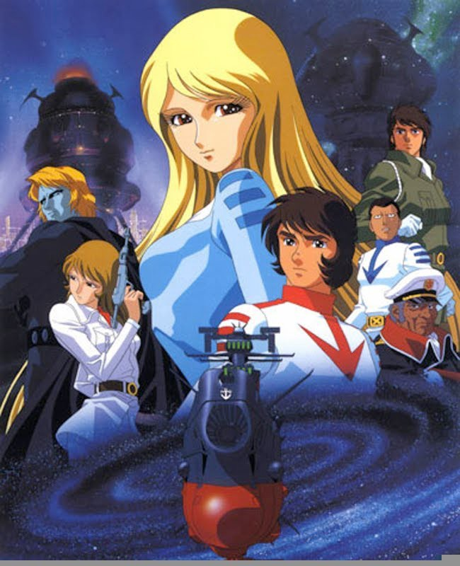 《宇宙战舰大和号》作者松本零士:飞往宇宙是我一直以来的梦想-ANICOGA
