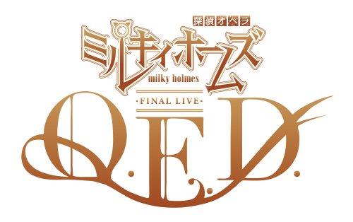 今日ACG丨TV动画《烟草》新视觉图公开,LIVE「少女福尔摩斯 Final Live Q.E.D.」情报公开-ANICOGA