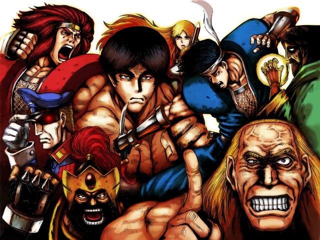 今日ACG | 「我们的英雄学园」舞台化决定,街机游戏「世界英雄」漫画连载开始-ANICOGA