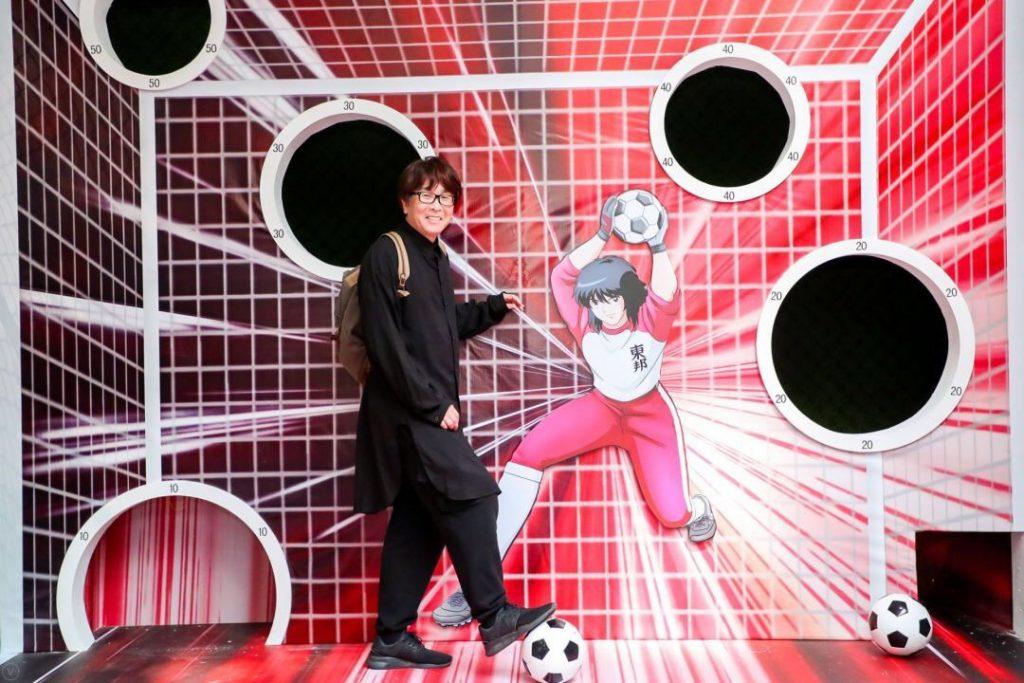 世界级动漫IP《奔跑吧!队长小翼》中国首展上海站燃情开幕!-ANICOGA