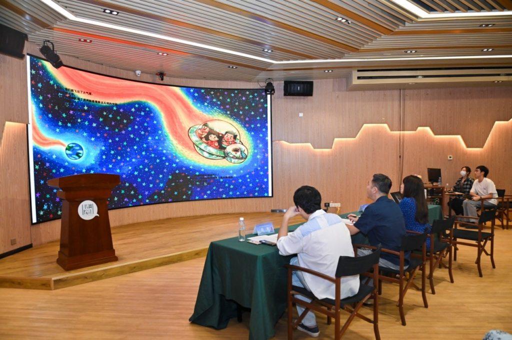 第四届中国—东盟新型智慧城市协同创新大赛动漫分赛初赛在南宁成功举办-ANICOGA
